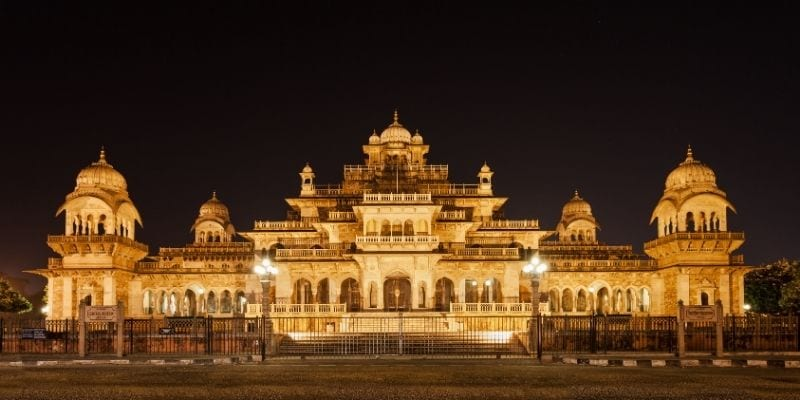 Albert Hall Museum - best place to visit in Jaipur