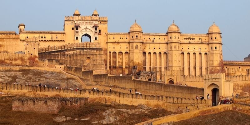 Amber Fort - Trending place to visit in jaipur