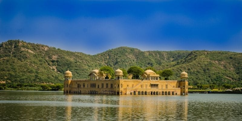 Jal Mahal - exceelent place to visit in Jaipur