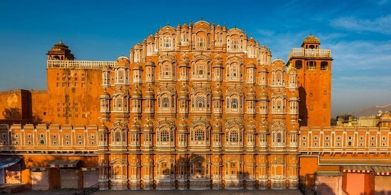 hawa mahal-well known places to visit in jaipur