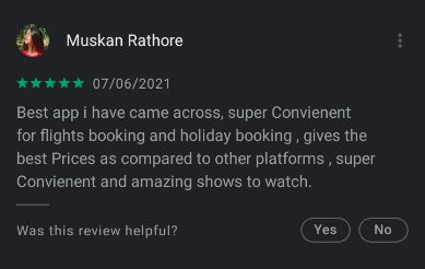 travelxp play store app review