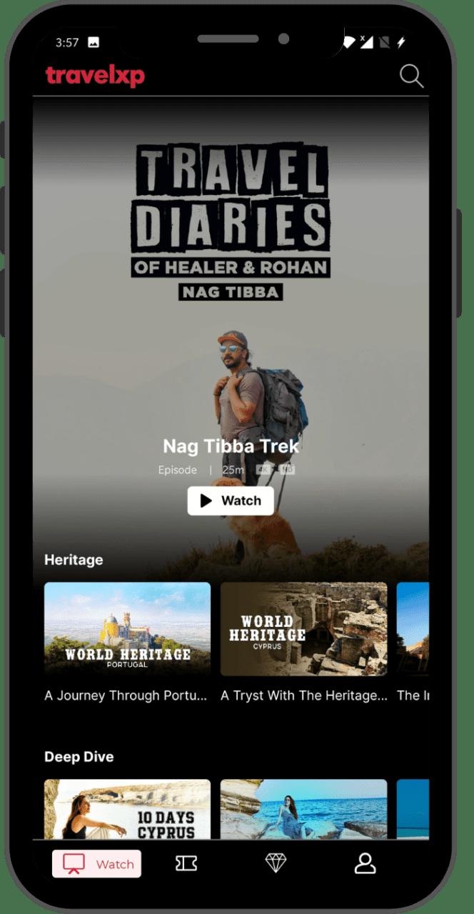 travelxp app