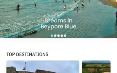 Kerala Tourism Launched Its Mobile Application For Travellers